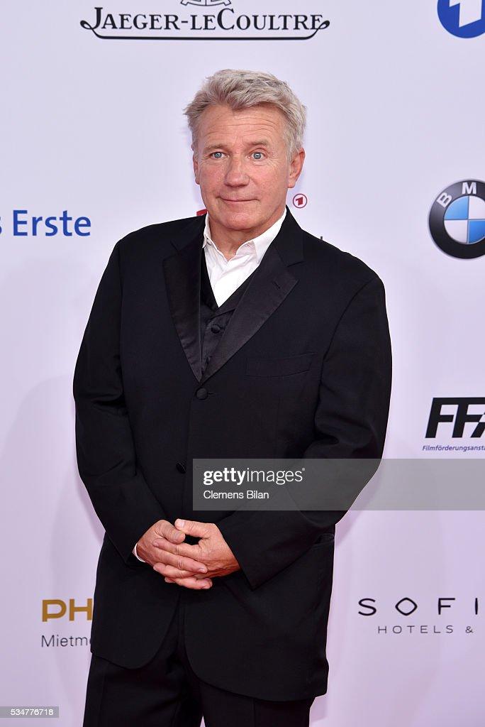 Joerg Schuettauf attends the Lola - German Film Award (Deutscher Filmpreis) on May 27, 2016 in Berlin, Germany.