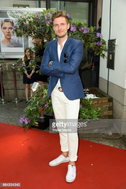 Joern Schloenvoigt attends the 25th anniversary party of the TV show 'GZSZ' on May 17 2017 in Berlin Germany