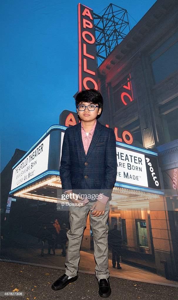 Joey Alexander attends The Jazz Foundation Of America's 13th Annual 'A Great Night In Harlem' Gala Concert at The Apollo Theater on October 24, 2014 in New York City.