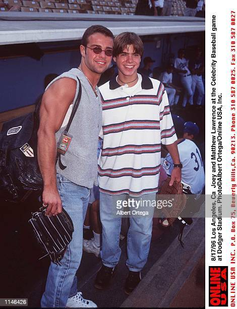 Joey and Matthew Lawrence IS