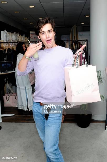 Joey Bragg attends Kari Feinstein's Style Lounge presented by Ocean Spray on September 15 2017 in Los Angeles California