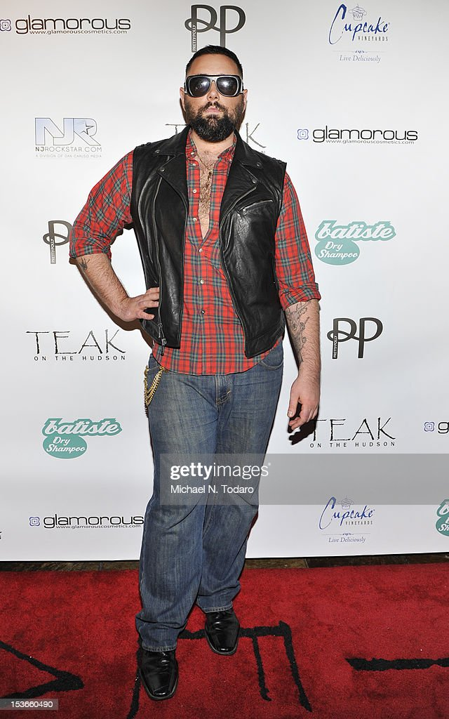 Joey Camasta attends the 'Glam Fairy' season 2 premiere party at Teak on the Hudson on October 7, 2012 in Hoboken, New Jersey.