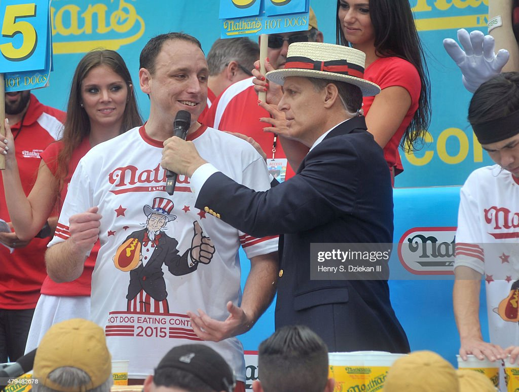 Joey Chestnut 2015