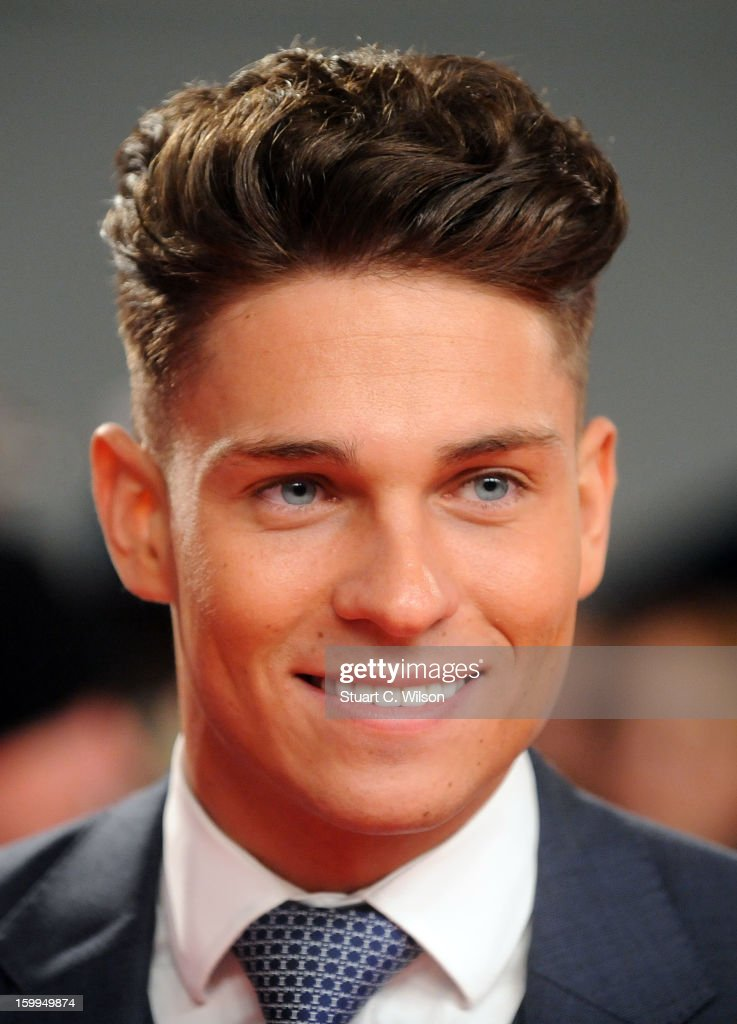 Joey Essex attends the National Television Awards at 02 Arena on January 23, 2013 in London, England.