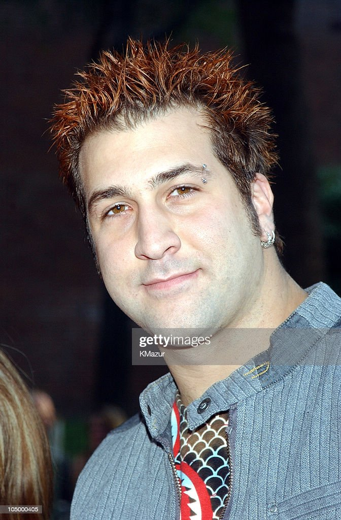 Joey Fatone during HBO's 'Sex and the City' - Fifth Season World Premiere at American Museum of Natural History in New York City, New York, United States.