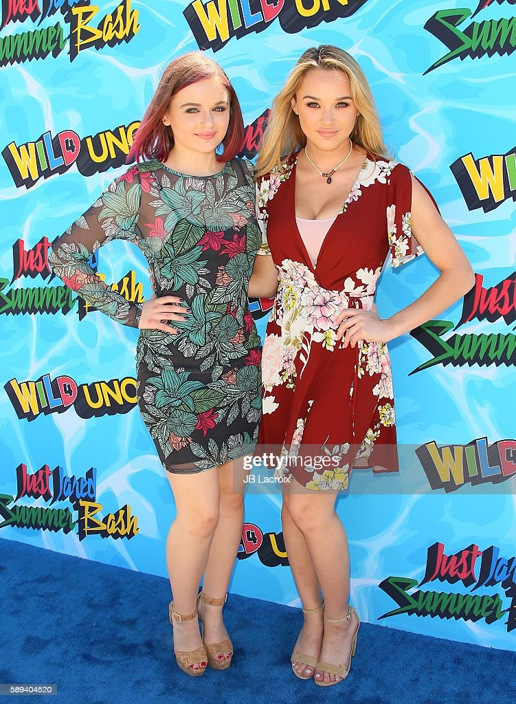4th Annual Just Jared Summer Bash - Arrivals