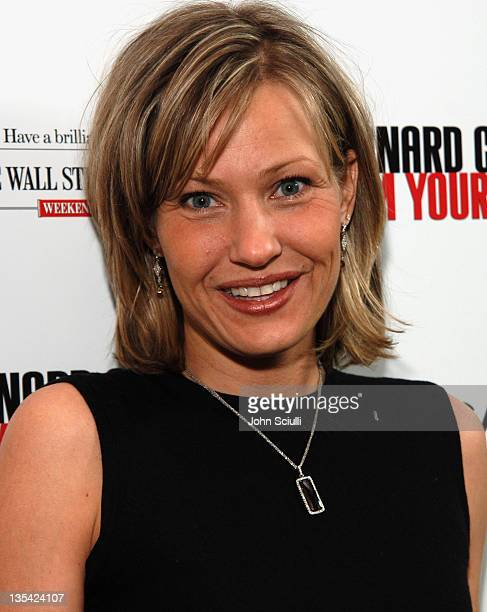 Joey Lauren Adams during 2006 Park City 'Leonard Cohen I'm Your Man' Party at 540 Main Street in Park City Utah United States