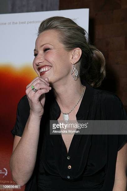 Joey Lauren Adams during AFI Film Festival 'Come Early Morning' Dinner and Screening at Arclight in Hollywood California United States