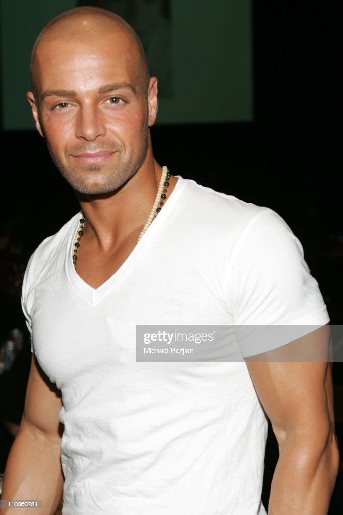 Joey Lawrence during 2007 CARE Awards (Child Actor Recognition Event ...