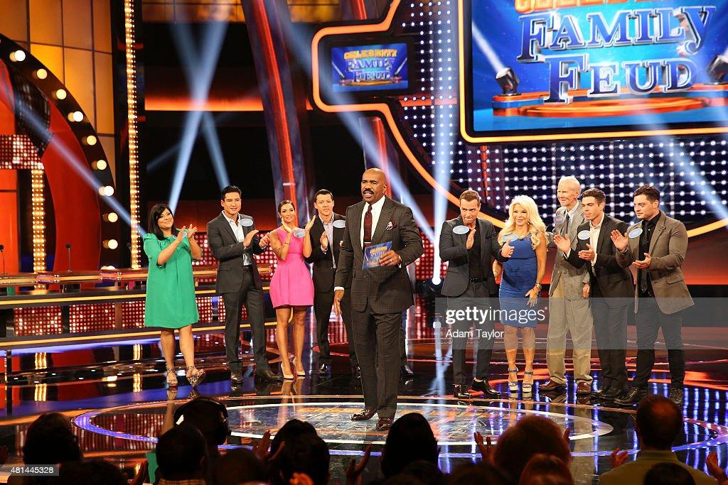 Watch Series - Celebrity Family Feud - Season 2