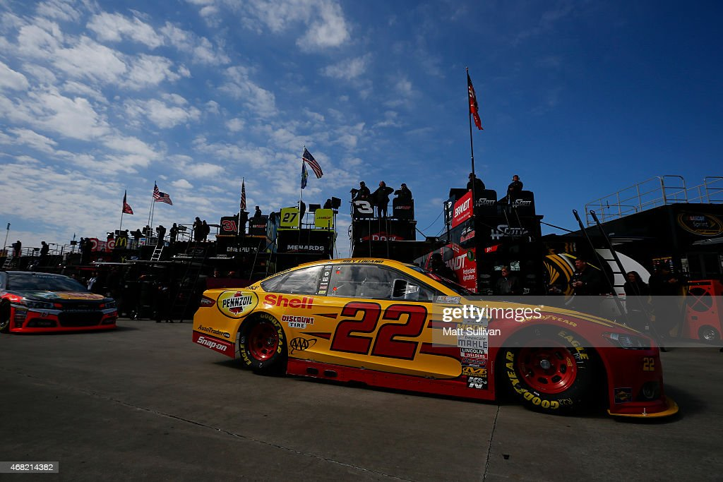 Atlanta Motor Speedway Day 3 Getty Images