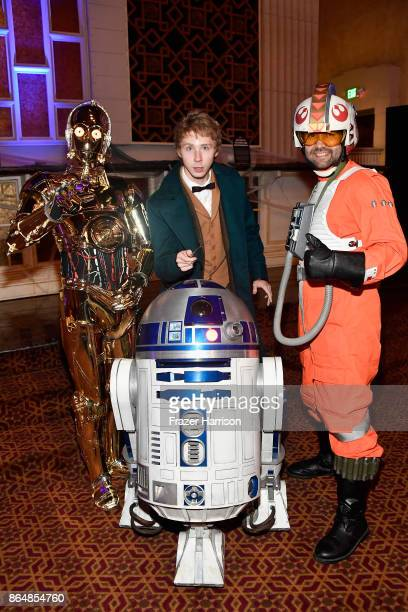 Joey Luthman at the Dream Halloween 2017 Costume Party Benefitting Starlight Children's Foundation presented by Michaels and Aaron Brothers at The...