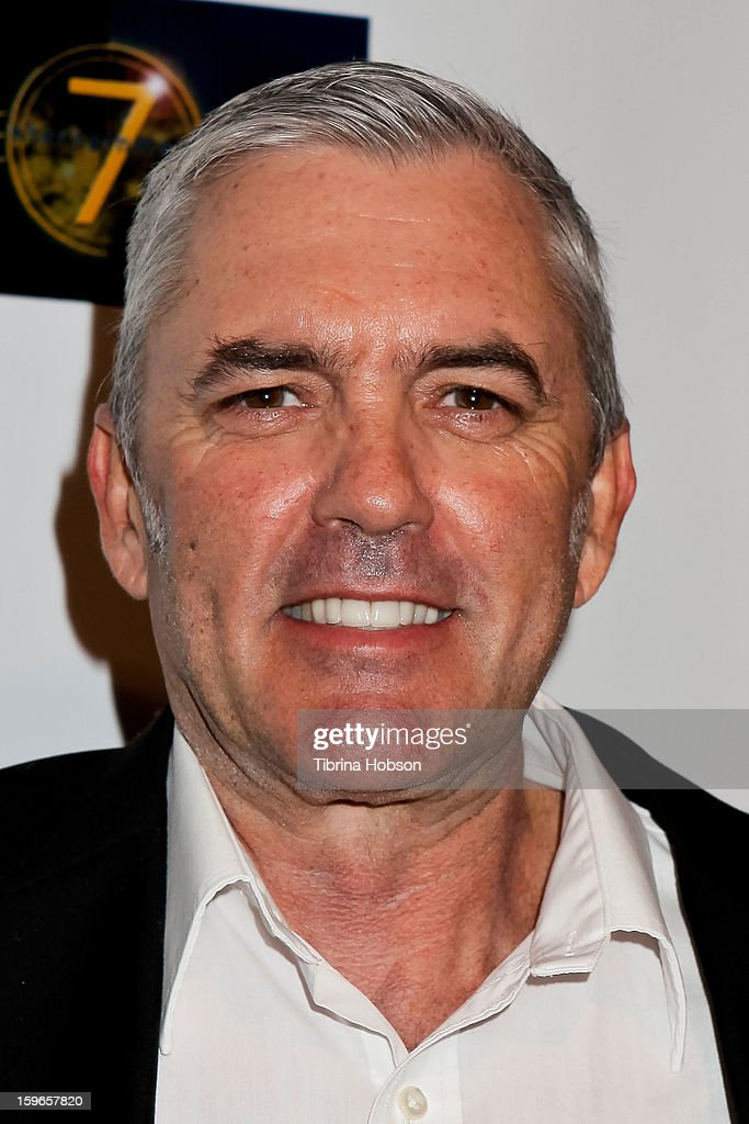 Joey Sagal attends the 'Not Another Celebrity Movie' Los Angeles premiere at Pacific Design Center on January 17, 2013 in West Hollywood, California.