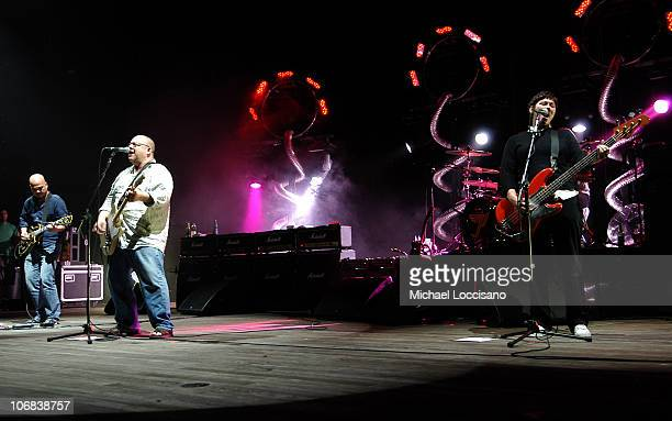 Joey Santiago David Lovering Frank Black and Kim Deal of the Pixies