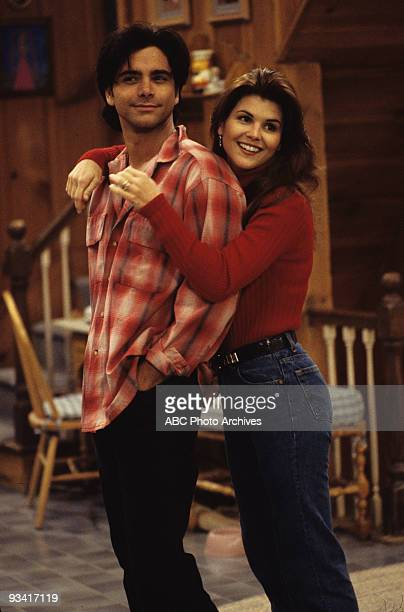 HOUSE 'Joey's Funny Valentine' Season Seven 1/25/94 Jesse and Rebecca went to see Joey's new girlfriend's performance at the Smash Club