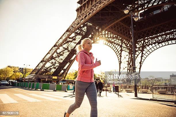 De Jogging dans la ville