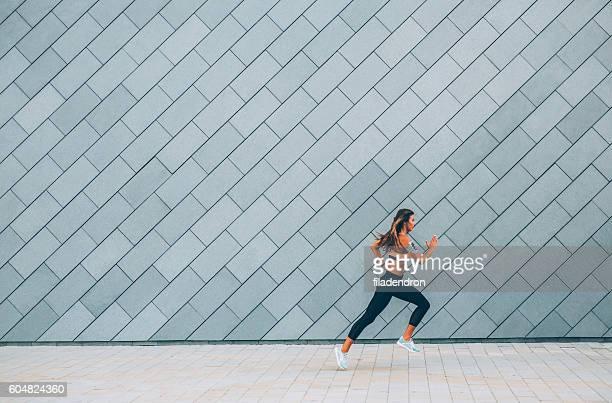 Jogging na Cidade