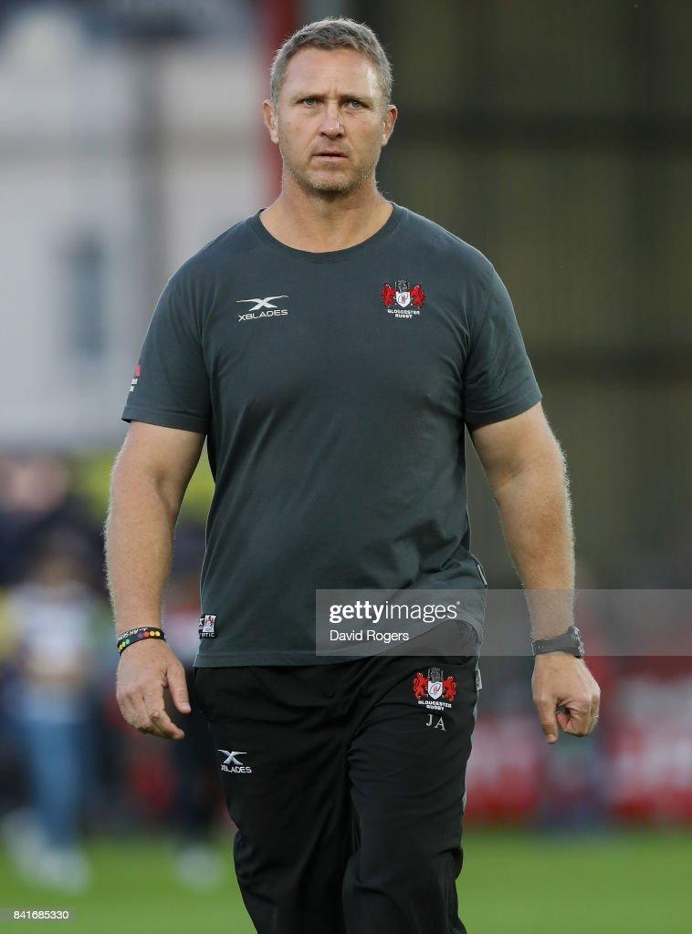 Gloucester Rugby v Exeter Chiefs - Aviva Premiership