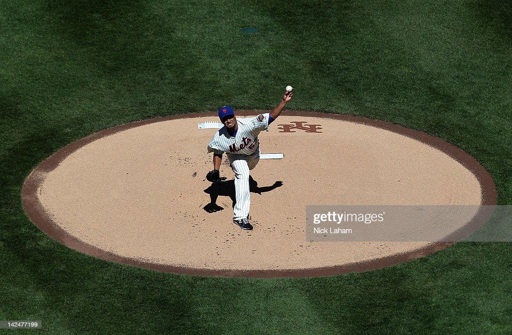 Atlanta Braves v New York Mets