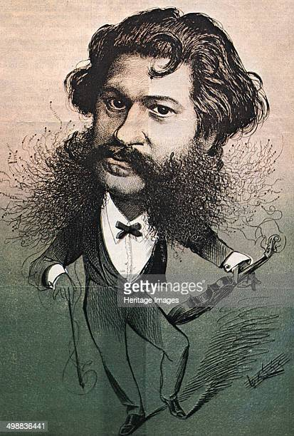 Johan Strauss Austrian composer famous for his Viennese waltzes and operettas