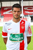 Johann RAMARE Photo officielle Brest Ligue 2 2014/2015 Photo Maxime Kerriou / Icon Sport/MB Media
