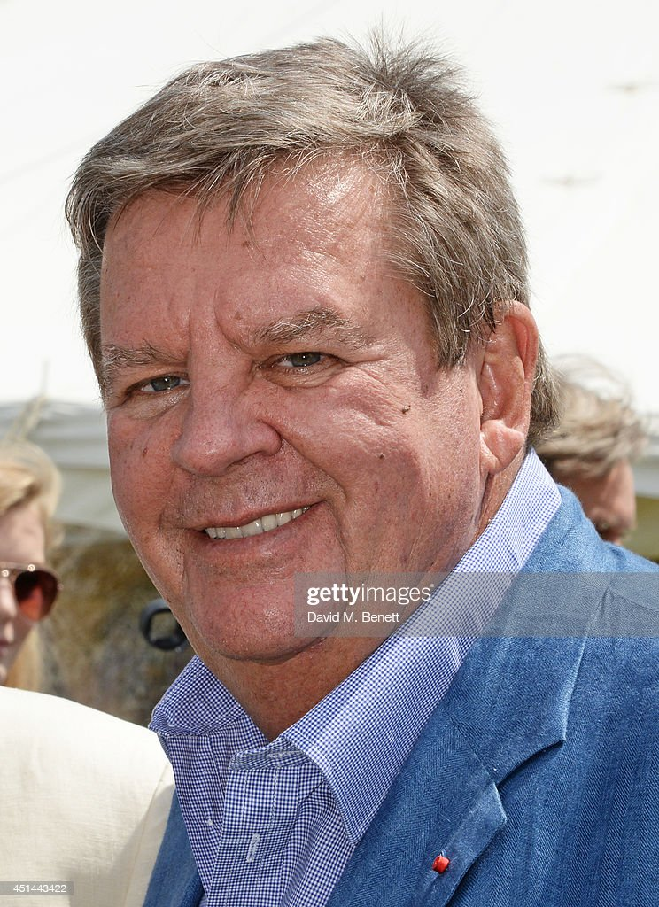 Johann Rupert attends the Cartier Style & Luxury Lunch at the Goodwood Festival of Speed on June 29, 2014 in Chichester, England.