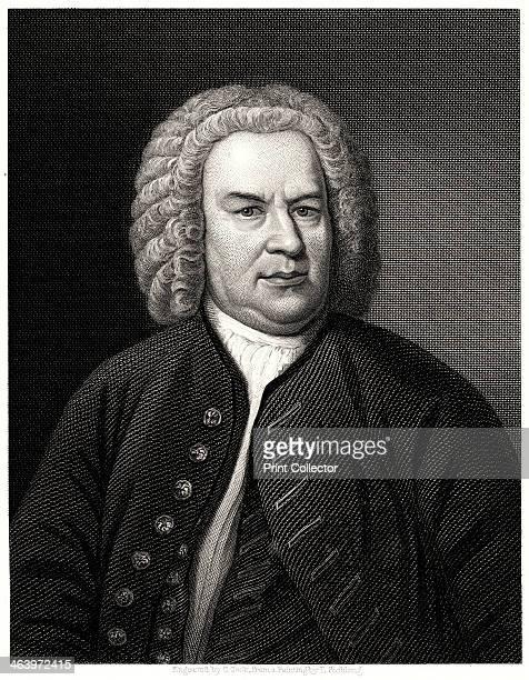 'Johann Sebastian Bach' 19th century Johann Sebastian Bach German composer and organist 1746 Considered by many to be the greatest composer in the...