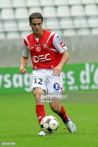 Johann TRUCHET Reims / UNFP Match amical