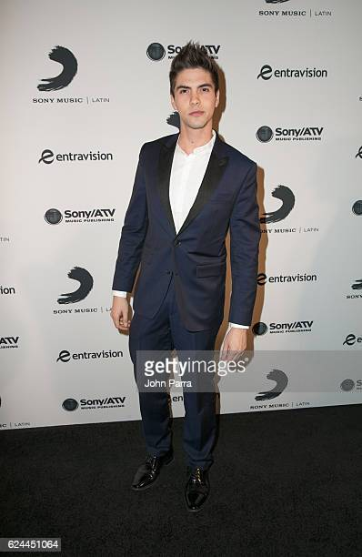 Johann Vera attends Sony Music Latin Celebrates Its Artists at Their Official Latin Grammy After Party on November 17 2016 in Las Vegas Nevada