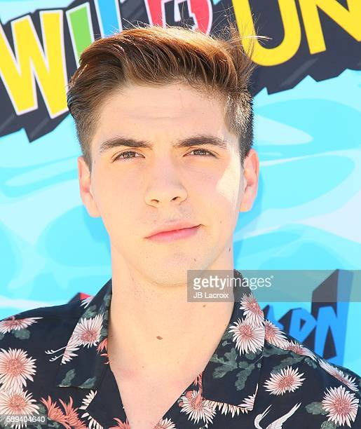 Johann Vera attends the 4th Annual Just Jared Summer Bash on August 13 2016 in Los Angeles California
