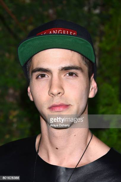 Johann Vera attends the Official Raze Launch Party at Smogshoppe on June 26 2017 in Los Angeles California