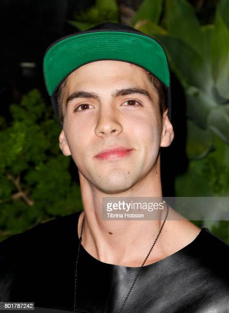 Johann Vera attends the Raze Launch Party at Smogshoppe on June 26 2017 in Los Angeles California