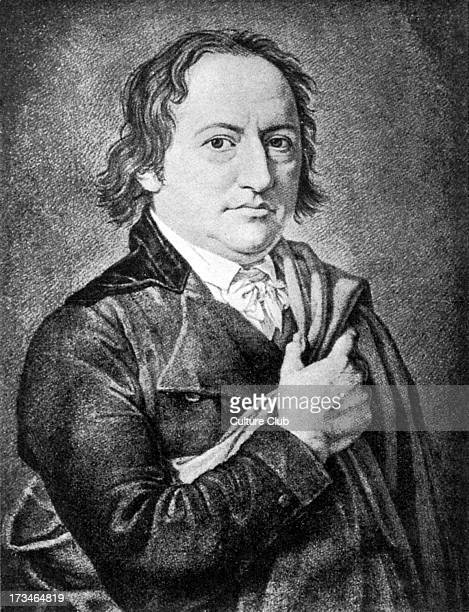 Johann Wolfgang von Goethe at 50 years of age taken from Emil Ludwig's biography of him German writer and philosopher 28 August 1749 – 22 March 1832
