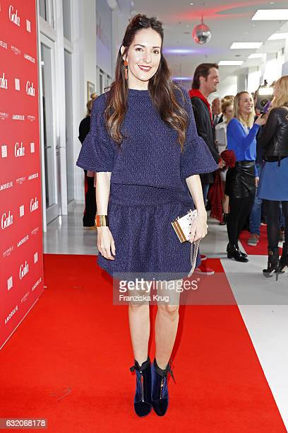 Johanna Klum attends the 'Gala' fashion brunch during the MercedesBenz Fashion Week Berlin A/W 2017 at Ellington Hotel on January 19 2017 in Berlin...
