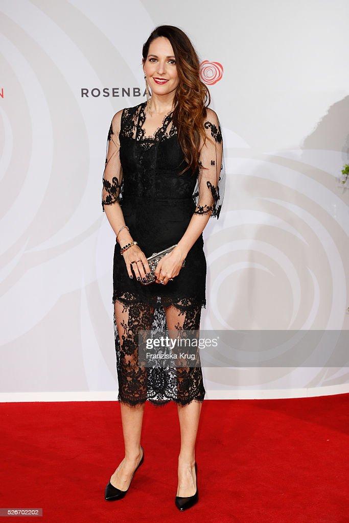 Johanna Klum attends the Rosenball 2016 on April 30 in Berlin, Germany.