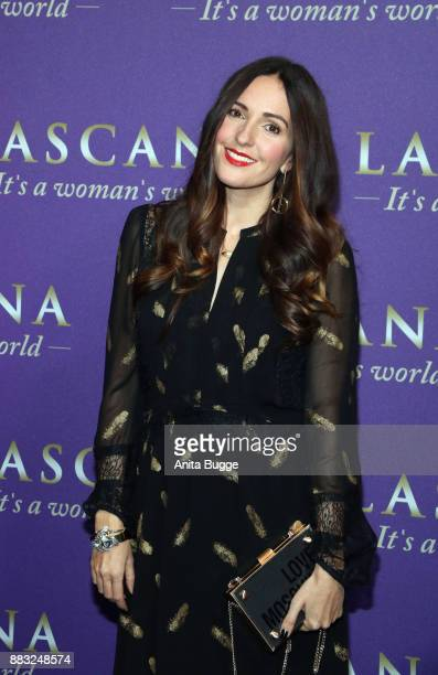 Johanna Klum attends the the opening of the 'Sound of Passion' exhibition at Hotel De Rome on November 30 2017 in Berlin Germany