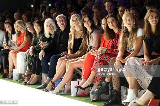 Johanna Klum Frauke Ludowig Alexandra Maria Lara Iris Berben Helmut Schlotterer Chairman of the board Founder and Owner of Marc Cain and Ute...