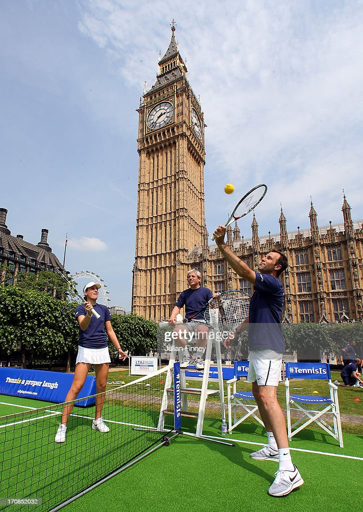 Westminster Tennis Event