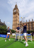 Johanna Konta British no3 and Greg Rusedski former British no1 is joined by John Bercow Speaker of the House of the Commons as they highlight what...