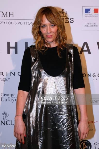 Johanna Senyk attends the ANDAM 2017 Prize Winner Cocktail at Ministere de la Culture on June 30 2017 in Paris France