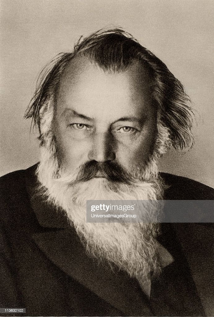 johannes brahms Was johannes brahms, who died 100 years ago on april 3rd, the true  once  brahms was set up as wagner's adversary, he drew vilification or.