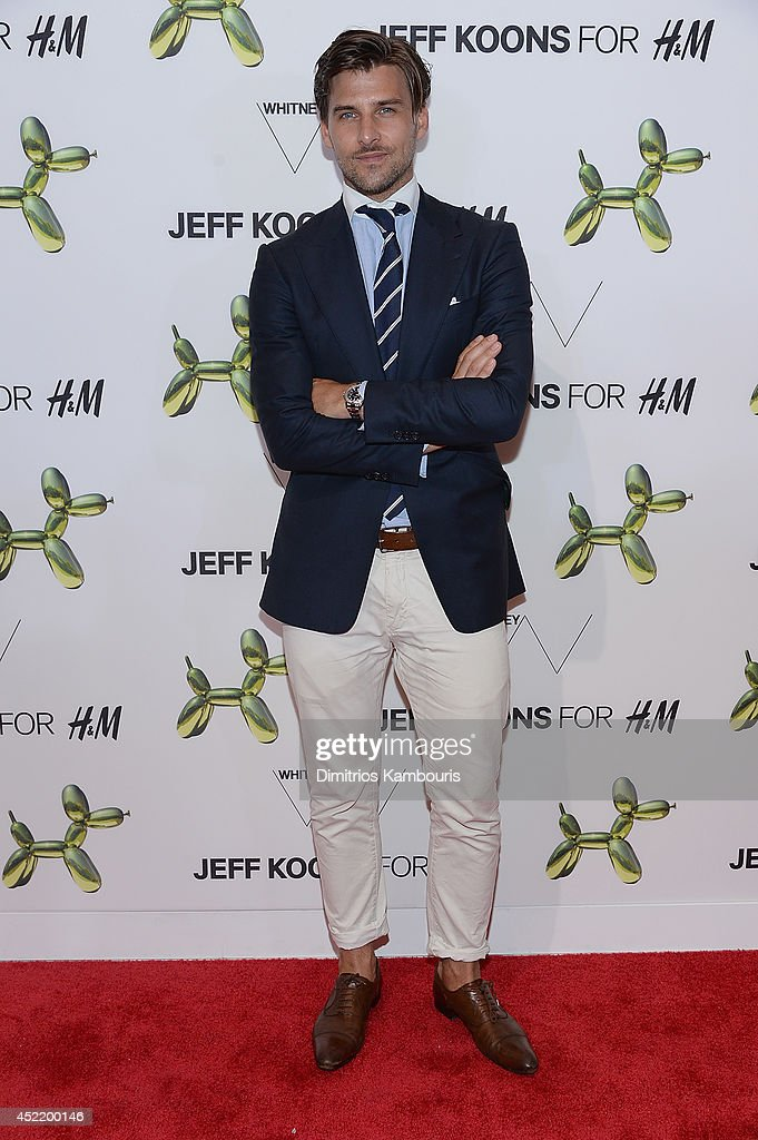 <a gi-track='captionPersonalityLinkClicked' href=/galleries/search?phrase=Johannes+Huebl&family=editorial&specificpeople=5696811 ng-click='$event.stopPropagation()'>Johannes Huebl</a> attends the H&M Flagship Fifth Avenue Store launch event at H&M Flagship Fifth Avenue Store on July 15, 2014 in New York City.