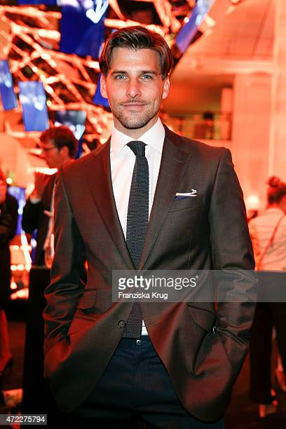 Johannes Huebl during the Hennessy 250th anniversary celebrations on May 05 2015 in Berlin Germany