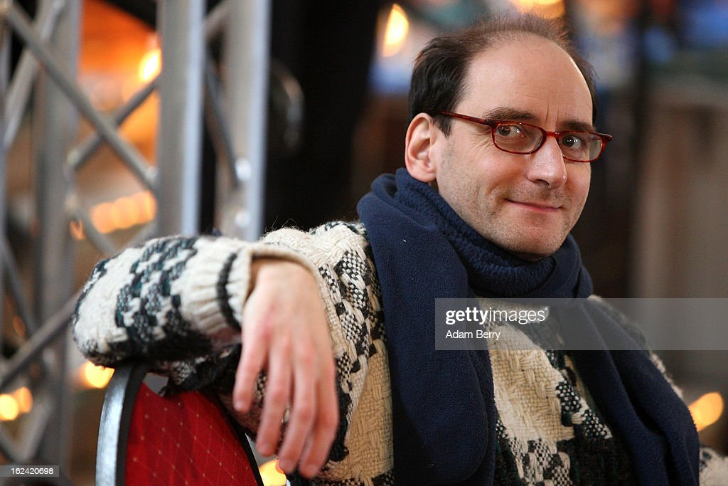 Johannes Ponader, manager of the German Pirate Party, attends a meeting of the Berlin chapter of the party on February 23, 2013 in Berlin, Germany. After successes in 2011 in regional elections in the German capital and in the following year in the states of Schleswig-Holstein and North Rhine-Westphalia, the German Pirate Party (Piratenpartei), which initially focused on filesharing, censorship and data protection, has seen two of its state-level leaders in the states of Brandenburg and Baden-Wuerttemburg step down in the past few days alone. The party's Berlin representation is meeting over the weekend to choose its candidates for the country's federal elections, to be held on September 22, 2013, which will determine the 598 or more members of the 18th Bundestag, Germany's federal parliament. After well-publicized infighting in the party, many observers are skeptical that the party can reach the 5 percent vote required to join the country's politics on that level.