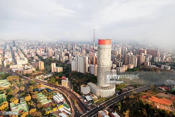 Johannesburg skyline, Gauteng Province, South Africa