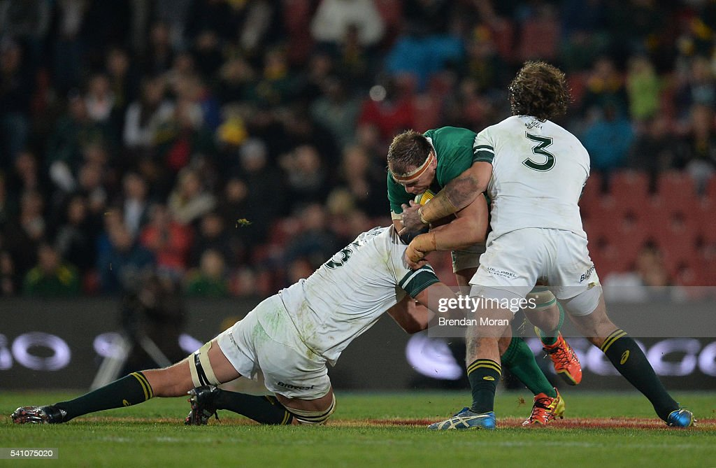 South Africa v Ireland - 2nd Test Castle Lager Incoming Series