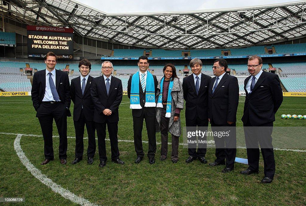 FIFA Australian Inspection Tour