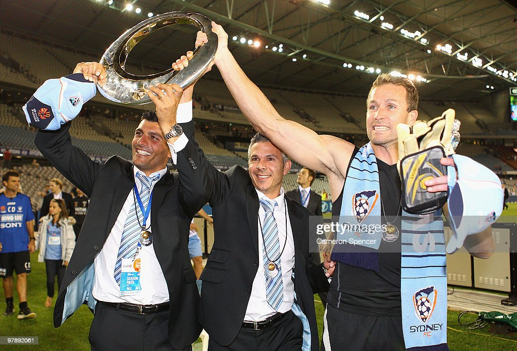 A-League Grand Final - Victory v Sydney FC