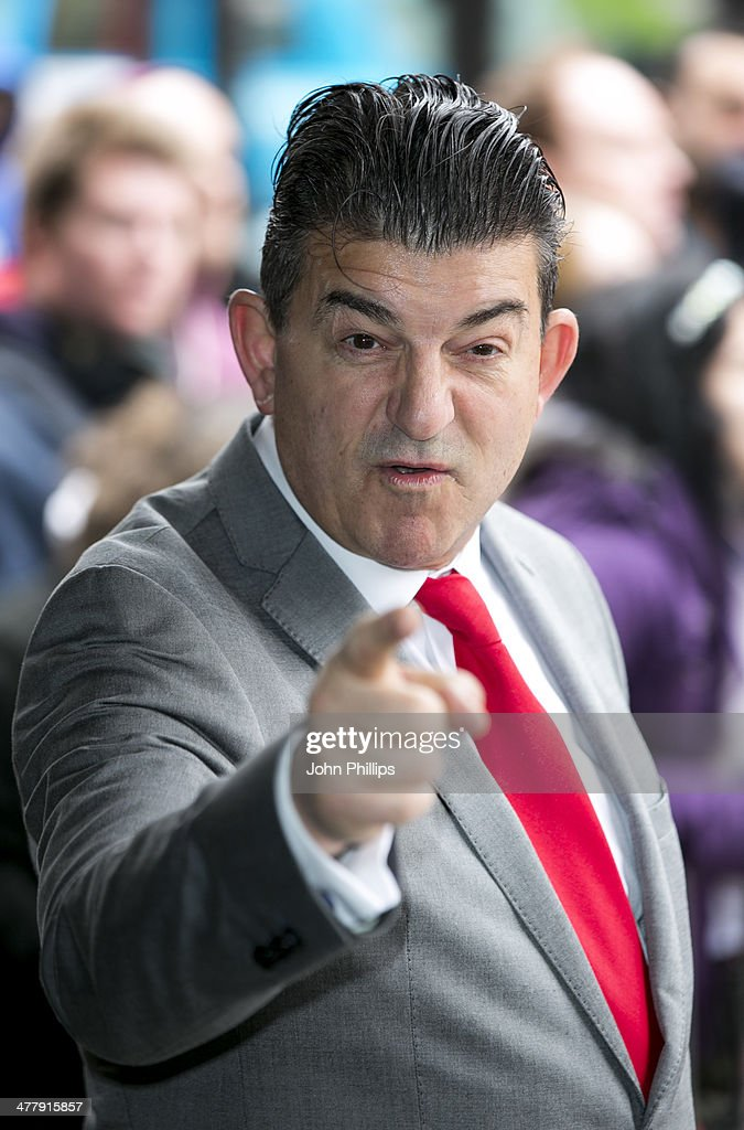 John Altman attends the 2014 TRIC Awards at The Grosvenor House Hotel on March 11, 2014 in London, England.