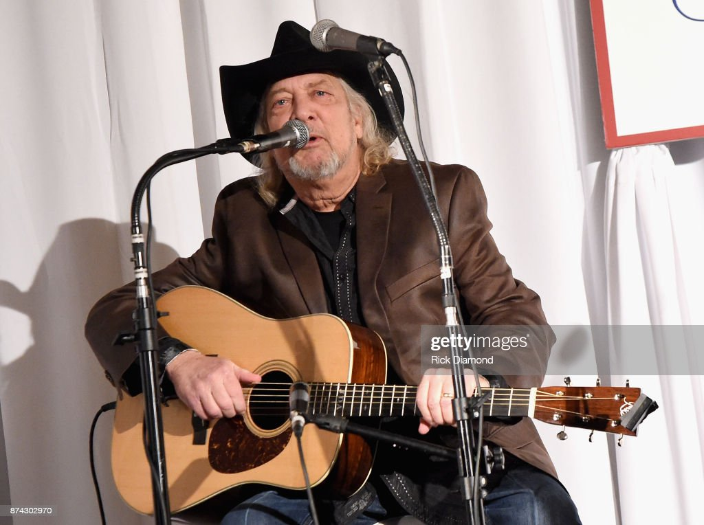 John Anderson performs onstage during the 2017 NATD Honors Gala at Hermitage Hotel on November 14, 2017 in Nashville, Tennessee.